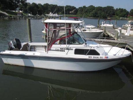 1987 Sportcraft 222 Offshore