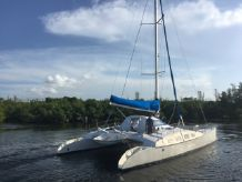 1986 Outremer 43