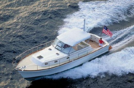 2005 Grand Banks 38 Eastbay EX