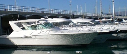 1996 Hatteras Yachts 39 Sport Express