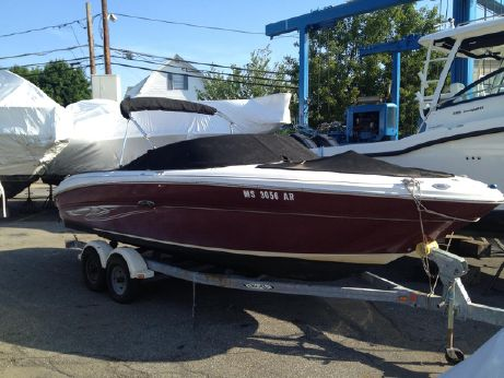 2006 Sea Ray 220 Select with Trailer