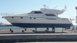 1995 Marine Projects PRINCESS 58 FLY