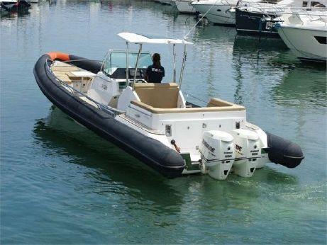 2012 Nordic Ocean Craft RIB Artic Blue 33