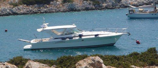 2001 Riviera 4000 off shore