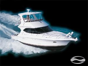2003 Silverton 38 Convertible