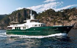 2009 Benetti Sail Division 115 World Traveller Grand Cru