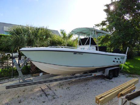 2003 Bluewater 2550 CC