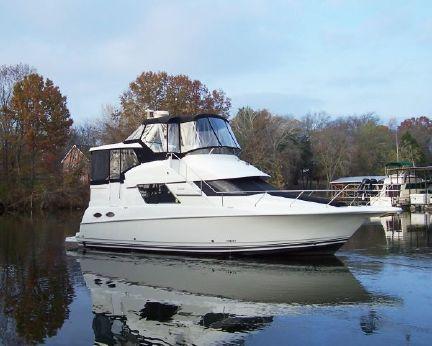 1997 Silverton 372 Motoryacht
