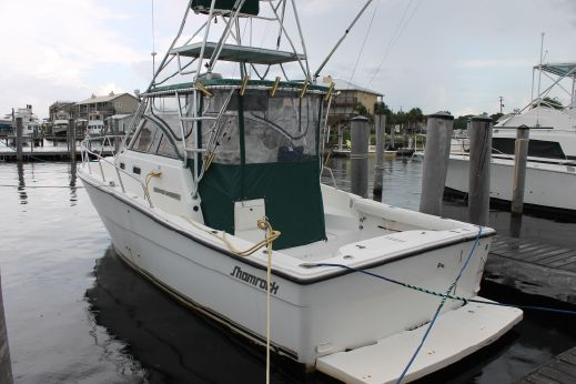 2001 Shamrock 290 Walkaround