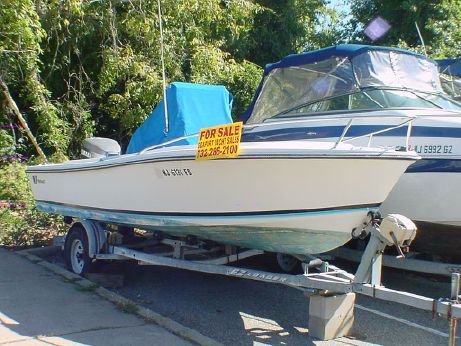 1985 Wellcraft 180 Fisherman
