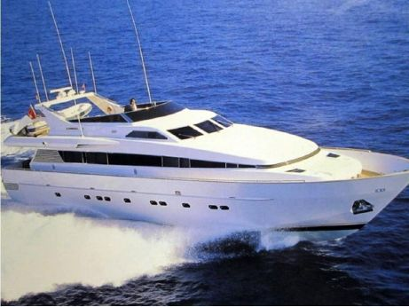 1996 Admiral Admiral 28