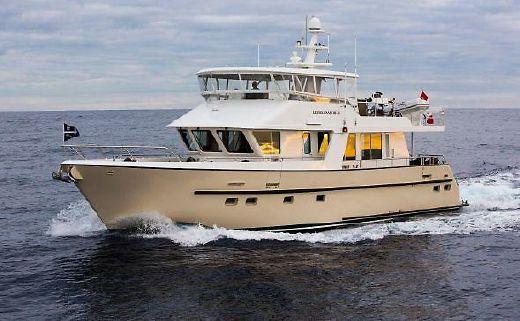 2008 Custom Park Isle Marine Trawler
