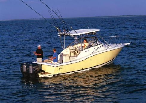 2005 Scout Boats 280 Abaco