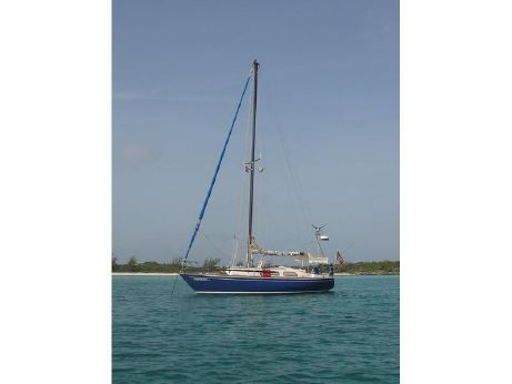 1986 Carter cruising sloop