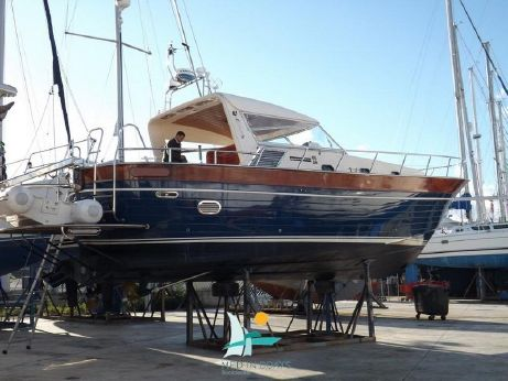 1999 Apreamare 12m cabine hard top