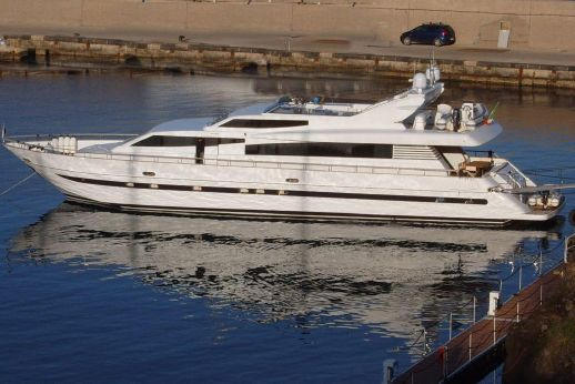 2008 Diano 28m Flybridge Yacht