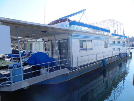 1984 Sumerset 14' x 70' Houseboat