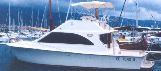 1991 Ocean Yachts42 Supe...