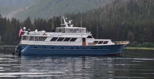 1982 Broward Motoryacht