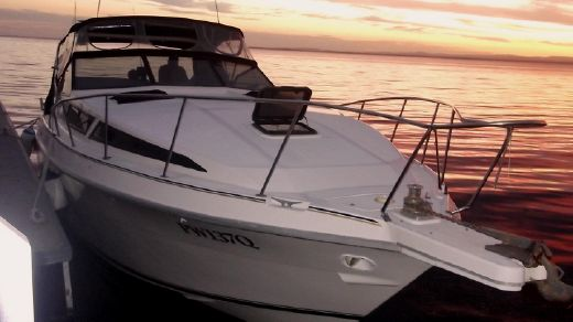 1996 Seadancer 36 Sports Cruiser