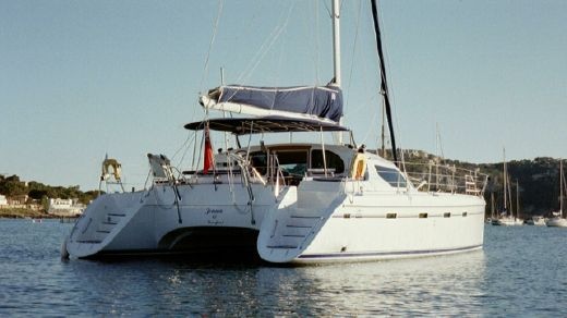 2002 Privilege 435 Alliaura Marine