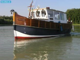 1948 Custom Sonstige Spitzgatt Trawler