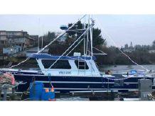 2015 Aluminum Cruiser Fishing, Dive, Charter Boat