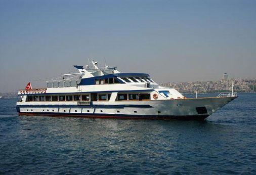1987 Tuzla CRUISE SHIP