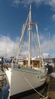 """1995 Bill Garden Halibut Schooner Trawler """"Kintore"""""""