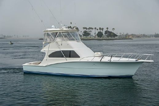 2007 Jersey Cape Cabo Viking 44 Convertible