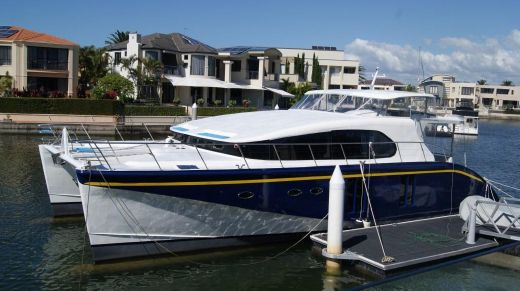2011 Crusader 57 Catamaran
