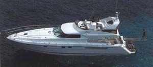 1998 Fairline Squadron 59