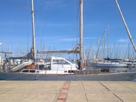 1977 Steel Ketch