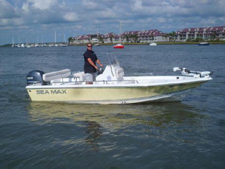 2006 Tidewater 1900 Baymax