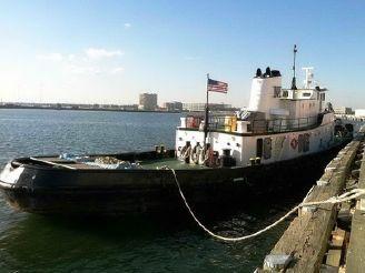 1956 Tugboat Gulfport Shipbuilding Co.