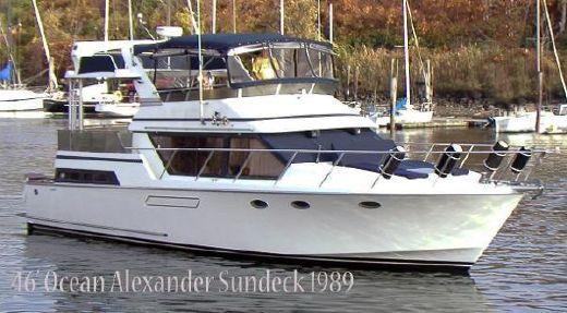 1989 Ocean Alexander 46 CPMY