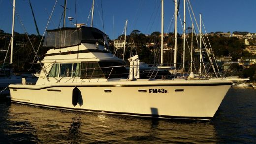 1980 Mariner 43 Flybridge