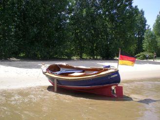 2007 Custom Sloep-Tuckerboot 17