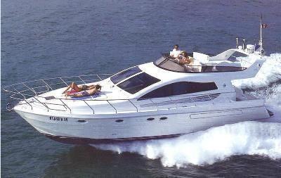 1998 Enterprise Marine EM 46