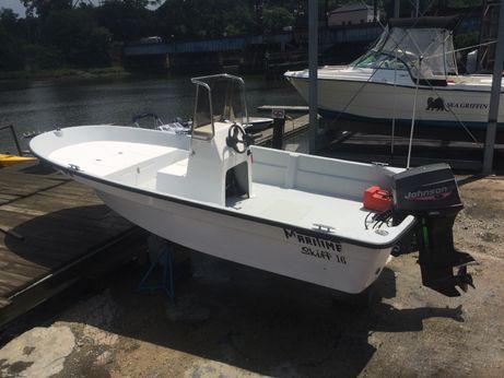2000 Maritime Skiff 1690