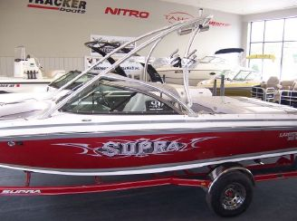 2006 Supra Launch 20 SSV