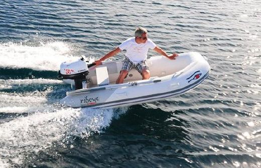 2015 Ribeye NEW Tender TL280 Rib - Boat Only