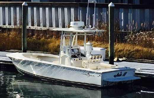 2005 Albemarle 242 Center Console