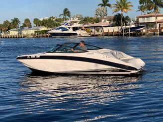 2018 Yamaha Boats 190
