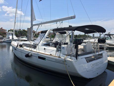2013 Beneteau Oceanis 45 w/ Dock & Go