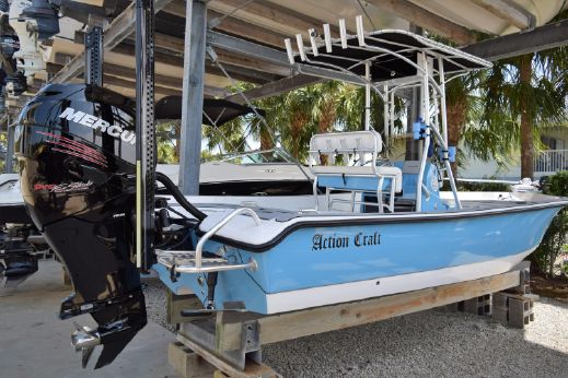2016 Action Craft 2110 Coastal Bay ACE