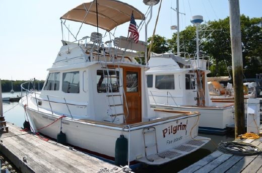 1990 Cape Dory Flybridge Cruiser