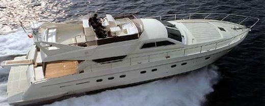 2001 Ferretti 62