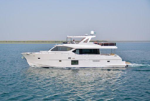 2016 Gulf Craft Nomad 65