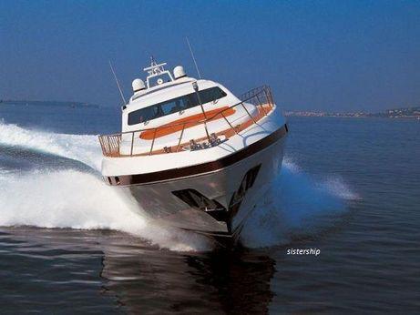 2003 Overmarine Mangusta Mangusta 92